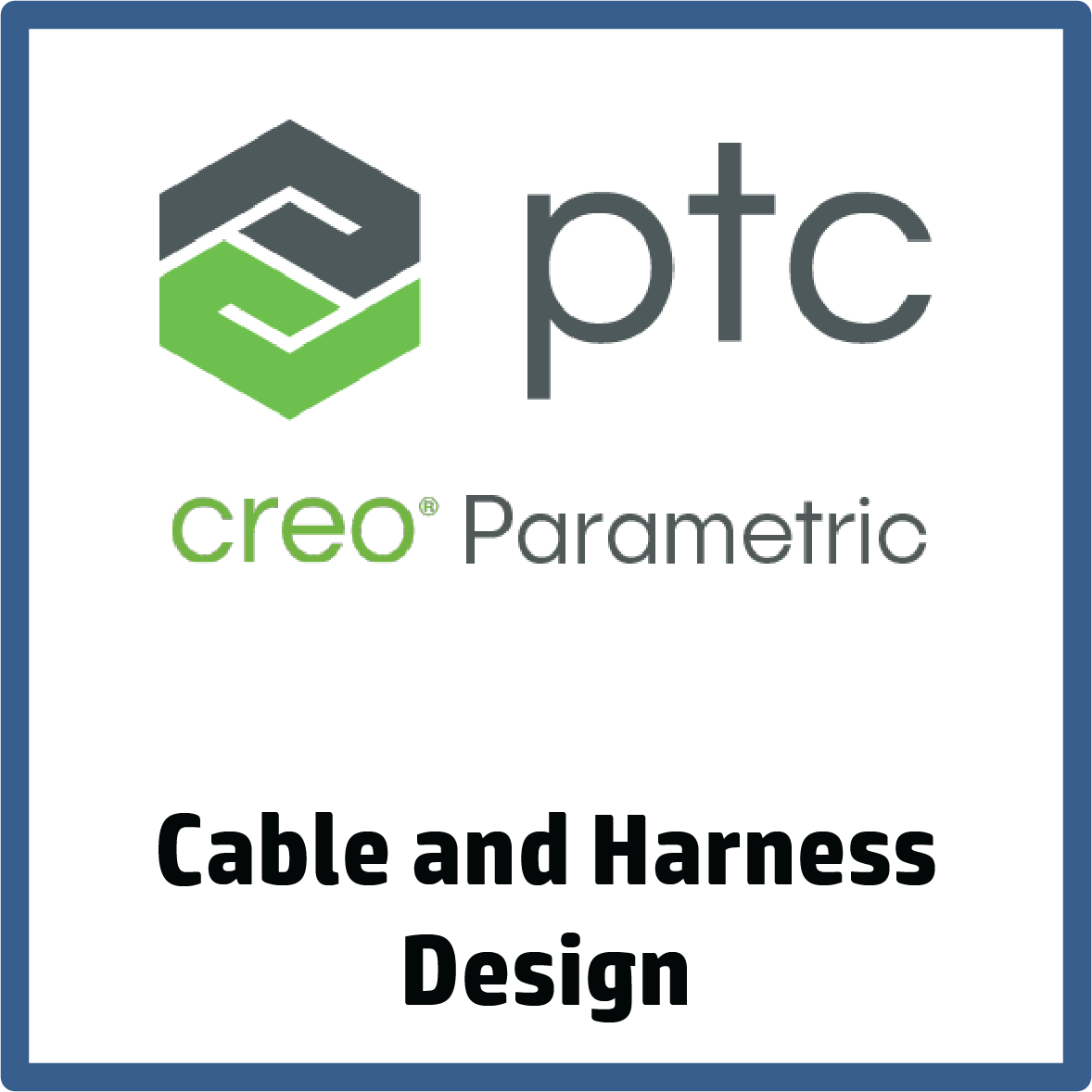 Cable And Harness Design Creo Parametric  U2013 Impac Systems